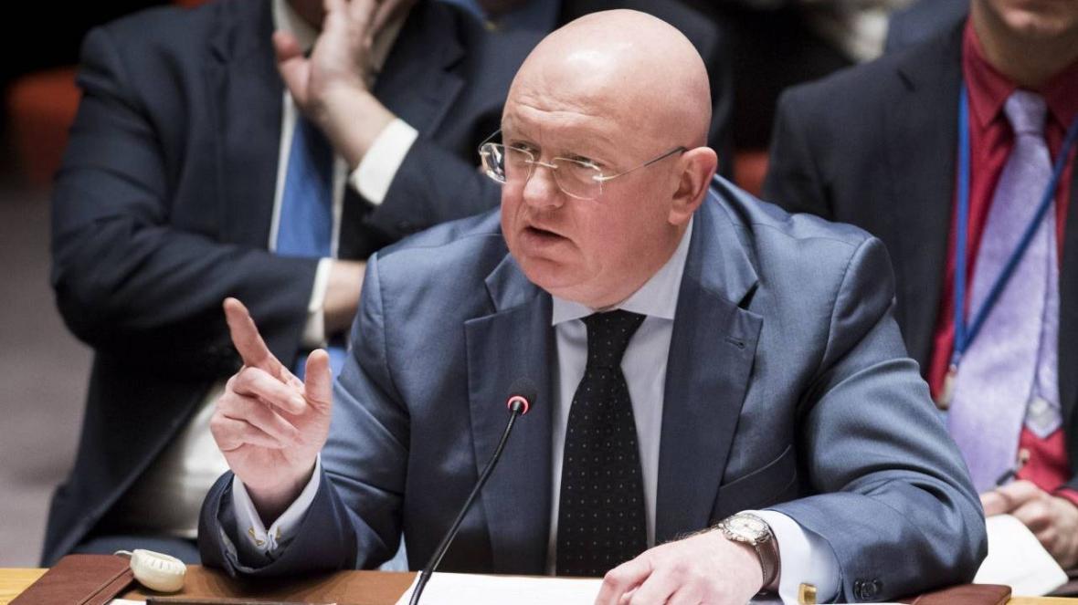 خبرنگاران روسیه درخواست آمریکا برای استفاده از مکانیسم ماشه را محکوم کرد