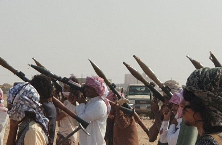 خبرنگاران قبایل یمنی در المهره سعودی ها را وادار به عقب نشینی کردند