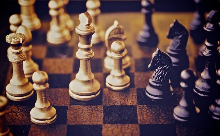 شطرنج با صفحه جادویی!