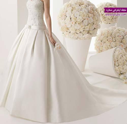 نکاتی درباره ژپون لباس عروس و روش دوخت آن