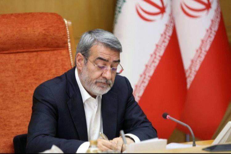 خبرنگاران وزیر کشور ایران به همتای ترکیه ای خود تسلیت گفت