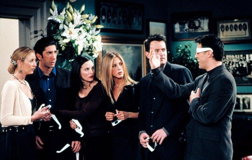 فیلم برداری قسمت ویژه سریال Friends تا سال 2021 به تعویق افتاد