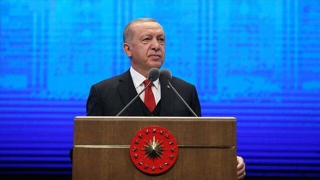اردوغان: نه به شرق و نه به غرب پشت نمی کنیم