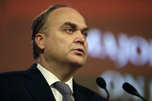 انتقاد سفیر روسیه در آمریکا به تحریم های واشنگتن علیه 3 شرکت روس