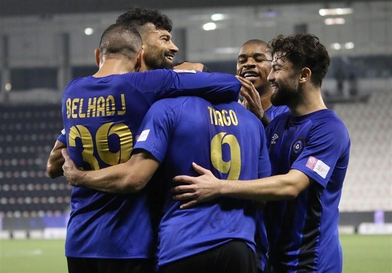 حضور رامین رضاییان در تیم منتخب هفته لیگ ستارگان قطر