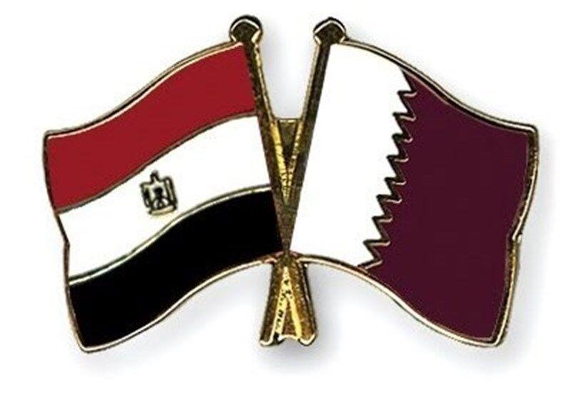 قطر به دنبال توافق آشتی در مصر هتل افتتاح کرد