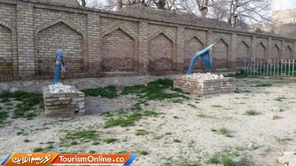 ایران مقبره ابوریحان بیرونی در افغانستان را بازسازی می نماید