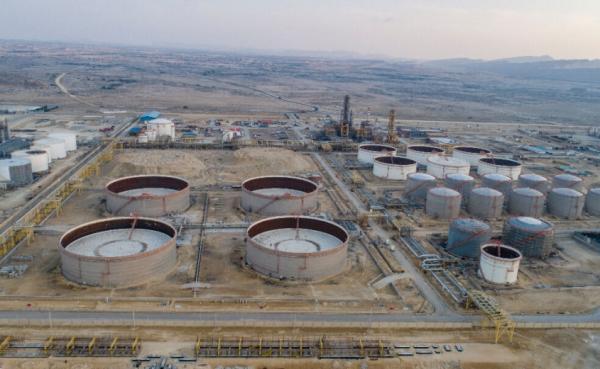 وزارت نفت، بهره برداری از فاز نخست پالایشگاه نفت خام فوق سنگین قشم