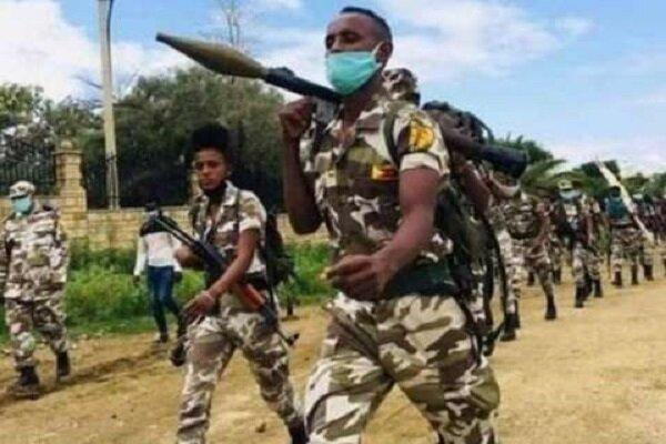 موضع گیری مقام نظامی اتیوپی درباره جنگ با سودان