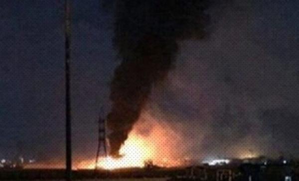 خبرنگاران صدای چندین انفجار در مرکز عراق