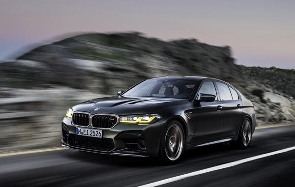 BMW از قدرتمندترین خودروی خود با شتاب صفر تا صد 2.9 ثانیه رونمایی کرد