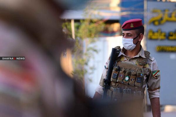 طرح 2 بخشی وزارت کشور عراق برای تأمین امنیت انتخابات