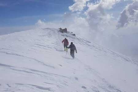 مفقود شدن چند کوهنورد در ارتفاعات توچال