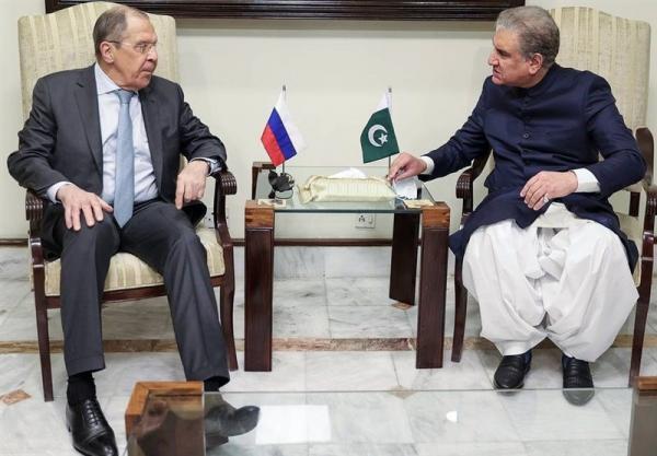 لاوروف: روسیه تجهیزات نظامی مورد احتیاج پاکستان را تأمین خواهد نمود