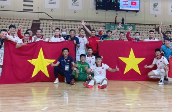 ویتنام آخرین تیمی که به جام جهانی فوتسال صعود کرد