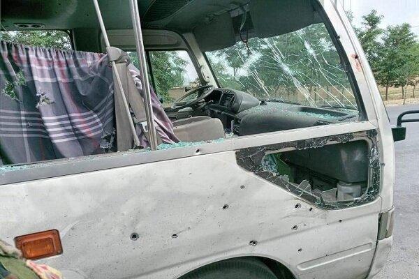 انفجار خودرو اساتید دانشگاه در افغانستان، 17 نفر کشته و زخمی شدند