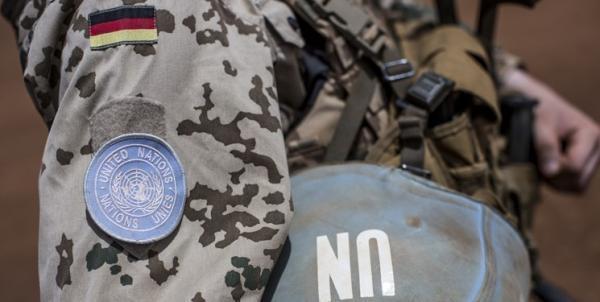 حمله به اردوگاه نیروهای حافظ صلح سازمان ملل در اقتصادی؛ چند سرباز آلمانی زخمی شدند