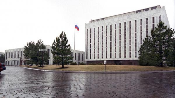 واکنش سفارت روسیه در آمریکا به اتهام زنی های غرب علیه شرکت های روس