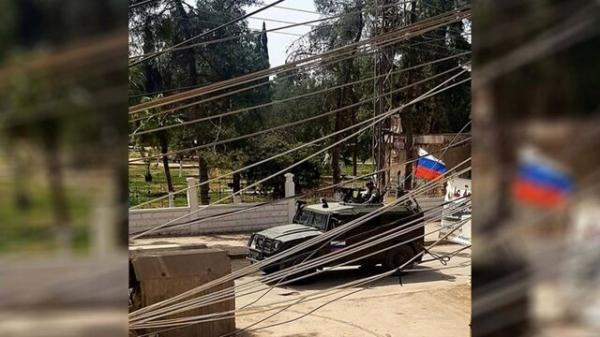 ارتش روسیه گشتی آمریکایی در شمال سوریه را وادار به عقب نشینی کرد