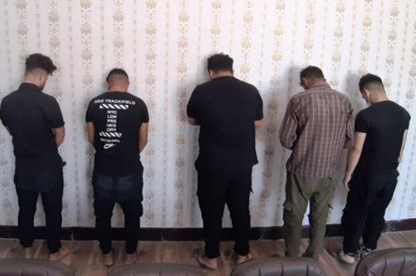 انهدام باند قاچاق سلاح و مهمات در جنوب غرب کشور