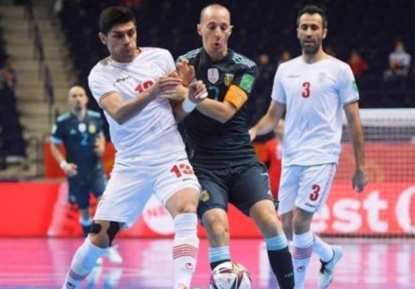 جام جهانی فوتسال، نخستین شکست ایران مقابل آرژانتین رقم خورد، شاگردان ناظم الشریعه حریف ازبکستان شدند